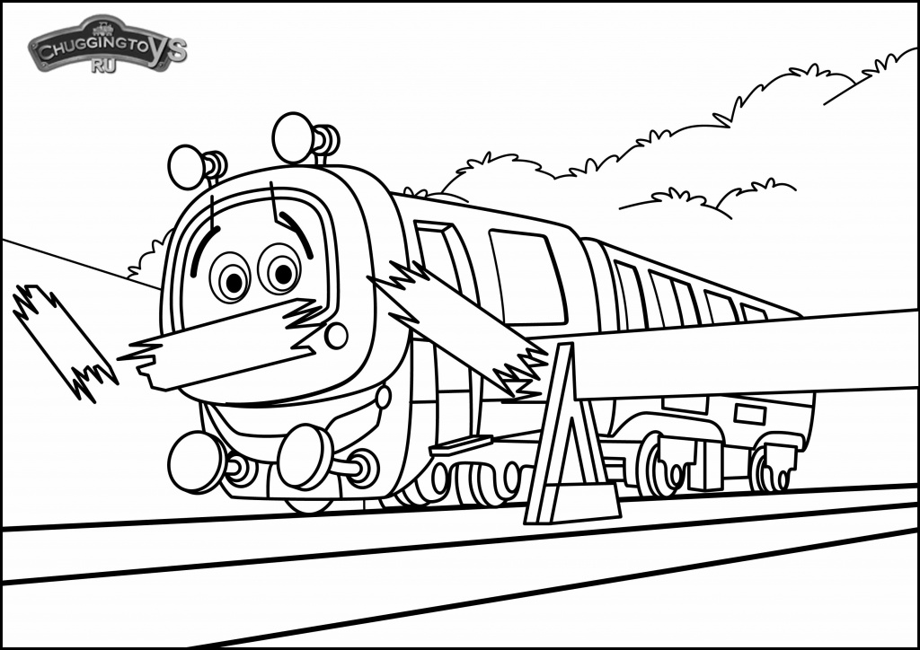 Emery from Chuggington